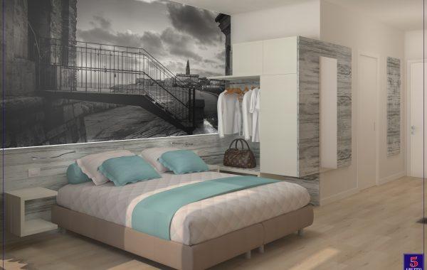 Klassik Doppel Zimmer mit Seeblick