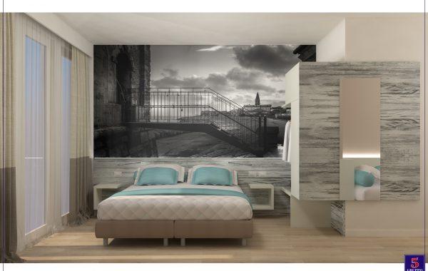 Superior Doppel Zimmer mit Seeblick