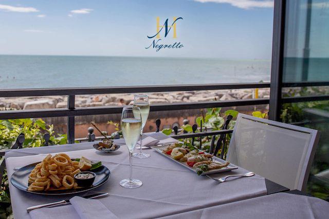 ristorante sul mare a caorle - Negretto